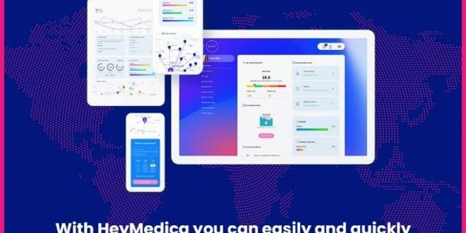 HeyMedica.com: A revolution in the online medical healthcare world is about to happen