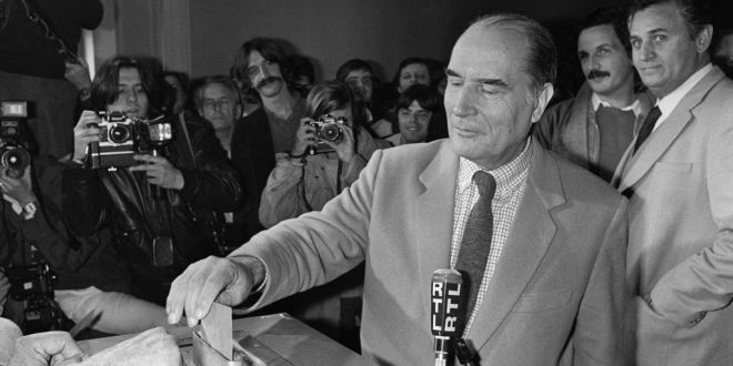 'An extraordinary politician': François Mitterrand's presidential victory, 40 years on