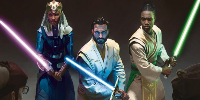 Star Wars Novel High Republic: The Rising Storm Excerpt Now Available