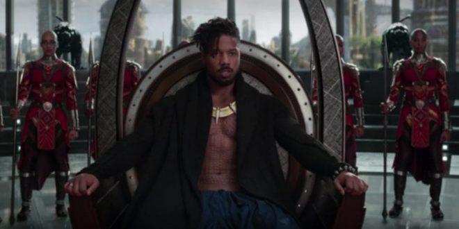 Michael B. Jordan Talks Wakanda Forever and Kilmonger's Possible Return