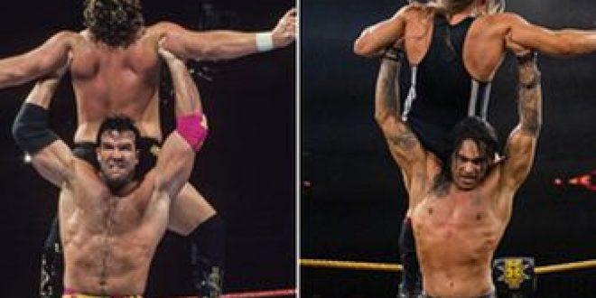 How Razor Ramon influenced Damian Priest's swag: WWE Chronicle sneak peek