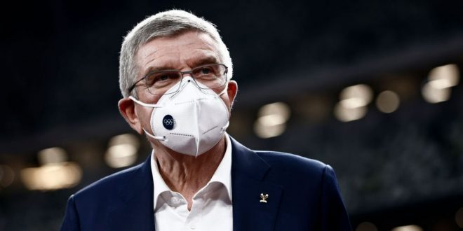 IOC's Bach cancels Japan trip due to virus cases