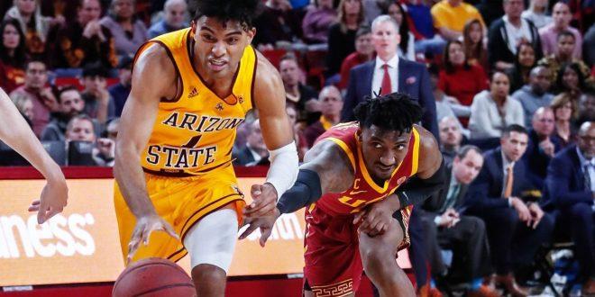 ASU's Martin enters portal; NBA option on table