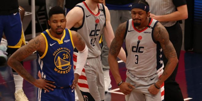 Beal rips Bazemore after scoring chase remark