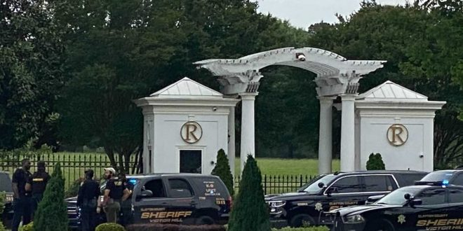Rick Ross' Home the Scene of Police Chase For Man With Gun