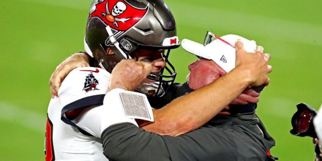 NFL to ring in '21 season with Cowboys-Bucs