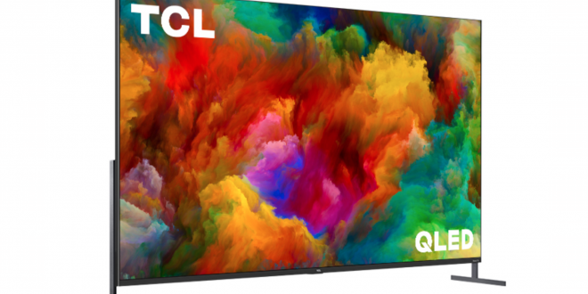 TCL's First Absolutely Massive TVs Are Officially Here