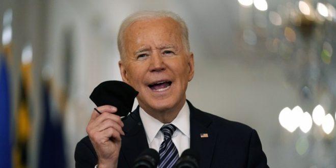 Sounding a Bit Like a Dictator There, Joe Biden