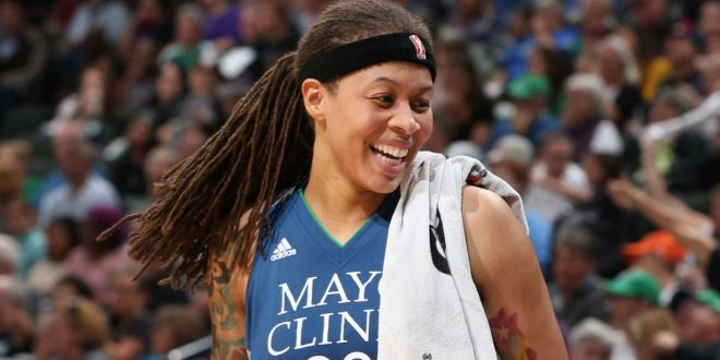 WNBA great Augustus retires, joins Sparks' staff