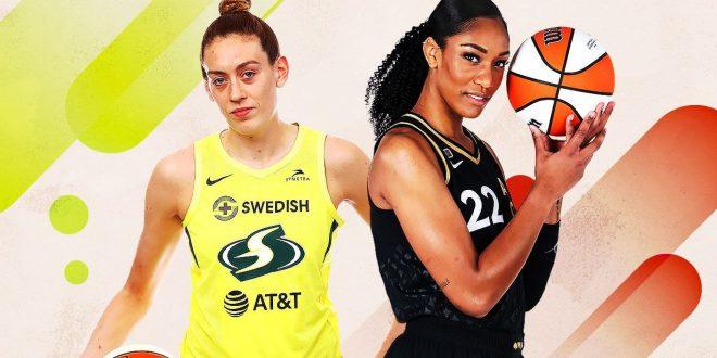 A'ja on Stewie and Stewie on A'ja: WNBA stars break down each other's game