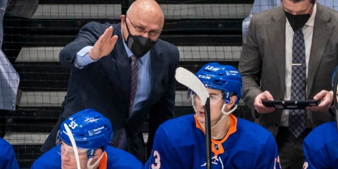 How Islanders coach Barry Trotz became an NHL mastermind