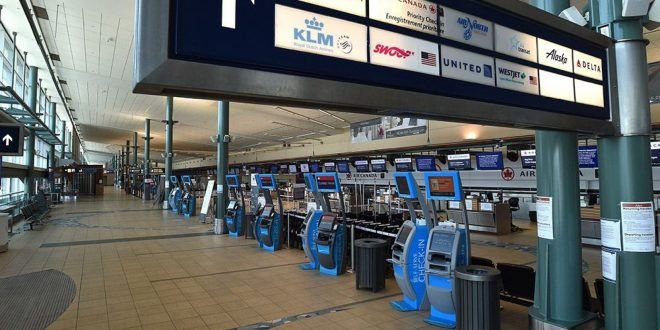 Edmonton airport developing app for on-demand transit with Japanese company