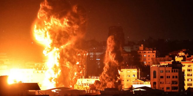 Israel pounds Gaza with new round of strikes as diplomatic stalemate persists