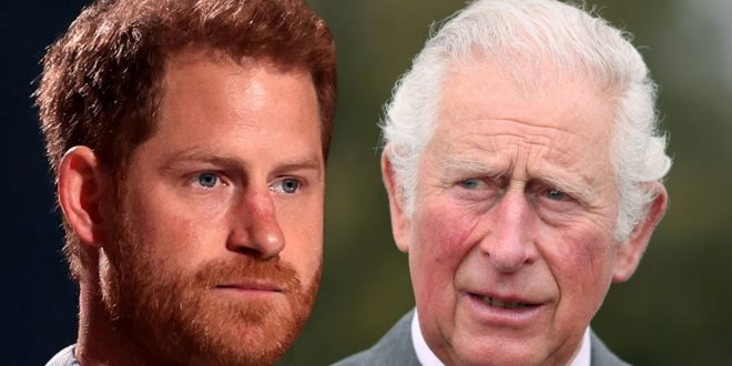 Royal Aides Reportedly Say Prince Harry Should Be Stripped of Title