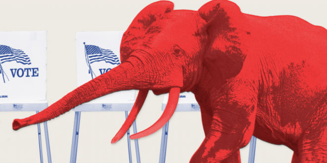 How The Republican Push To Restrict Voting Could Affect Our Elections