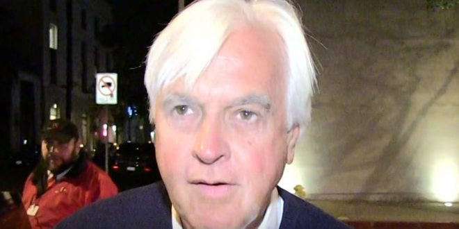 Bob Baffert Suspended from Horseracing In NY Over Doping Allegations