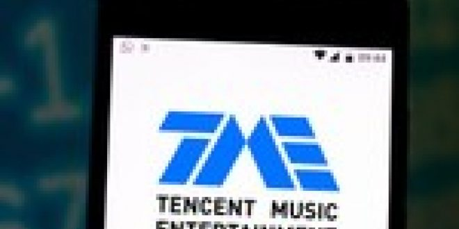 Tencent Music Reports Steady Q1 as China's Streaming Market Grows