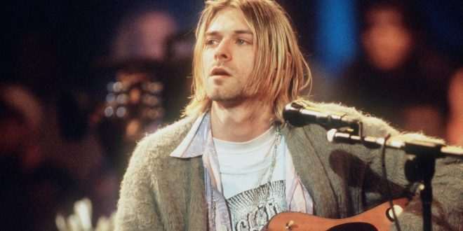 Kurt Cobain's Hair Sells For Over $14,000 at Auction