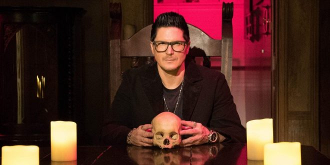 Eli Roth and Zak Bagans' The Haunted Museum Will Explore the Stories Behind Real-Life Spooky Objects