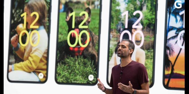 Here's Everything Announced at Google I/O