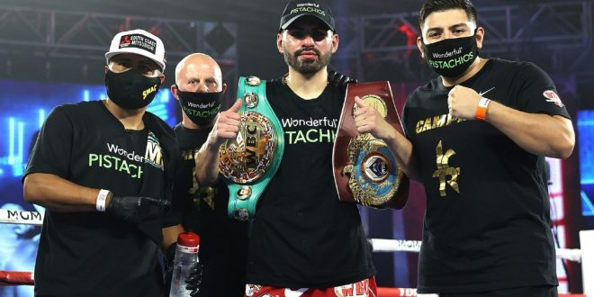 Ready to be undisputed: Jose Ramirez and Josh Taylor reflect on their journey to boxing history