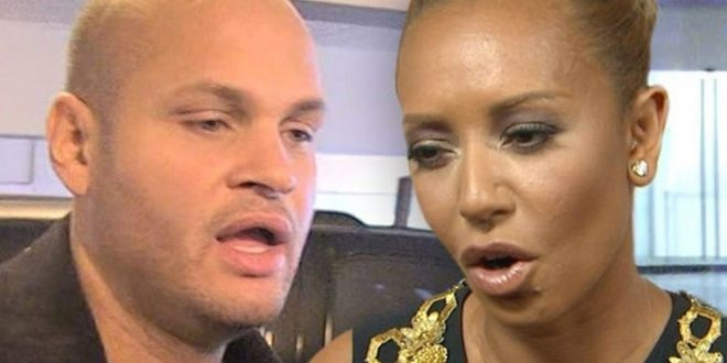 Mel B's Ex-Husband Rips Her Domestic Violence Video, Says Daughter's Upset