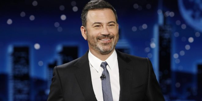 Jimmy Kimmel Drags Marjorie Taylor Greene Over Idiotic Anti-Mask Stunt