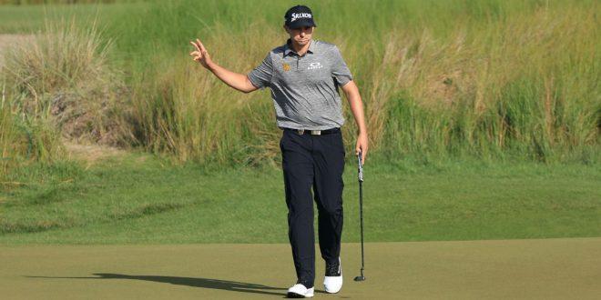 Catlin receives rare slow-play sanction at PGA