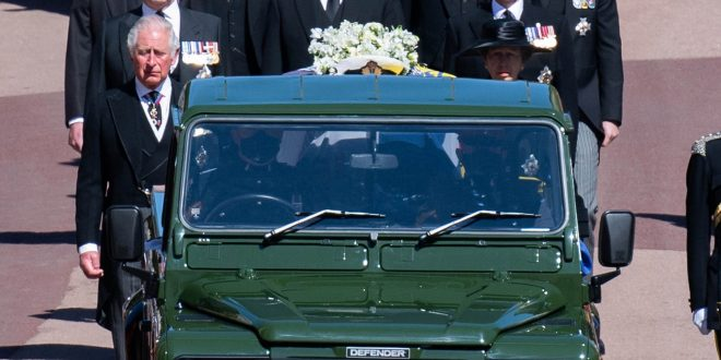 Prince Harry was 'afraid' to return to UK for Prince Philip's funeral