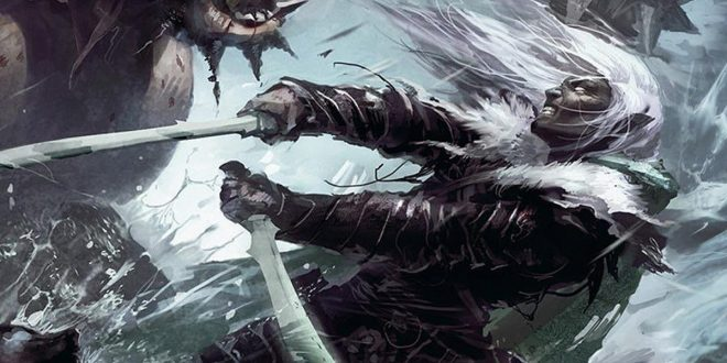 D&D's Summer of Drizzt Begins With TV Show Rumors, Magic Cards, and Benedict Cumberbatch