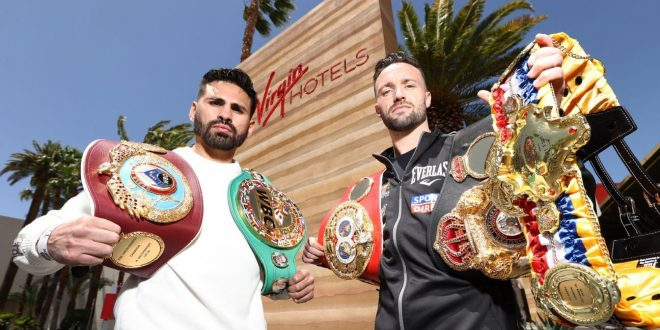 The circus has left town: Ramirez-Taylor is how boxing is supposed to be