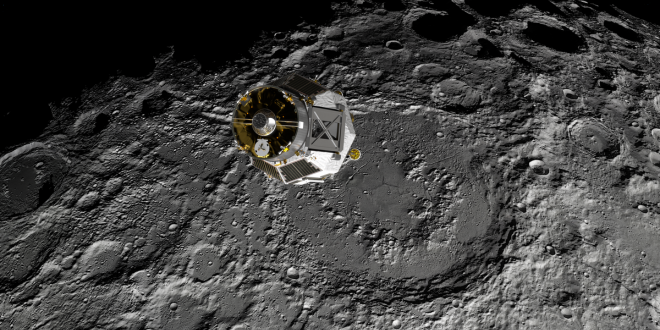 European Space Agency Lays Out Plans for a Lunar Satellite Network