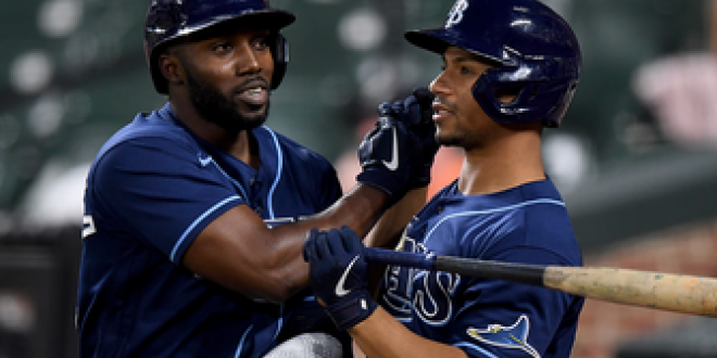 Francisco Mejia's grand slam gives Rays 9-7 win over Blue Jays in extras