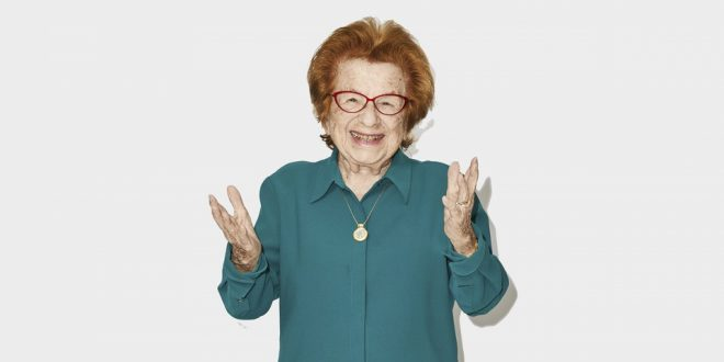 Dr. Ruth on Finding Love After the Pandemic