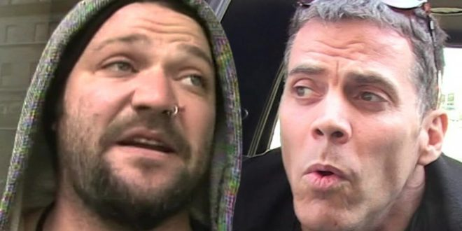 Bam Margera Rips 'Jackass' Crew, Steve-O Speaks Up and Defends Them