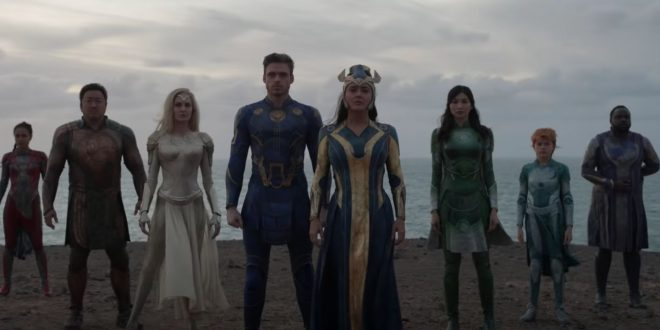 Marvel's Eternals First Look Is Full Of Wonder, Love, And Richard Madden