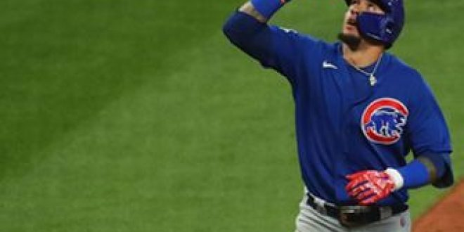 Javier Baez launches two-run homer in extras as Cubs top Cardinals, 2-1