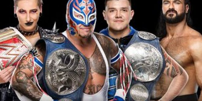 WWE announces next three dates on 25-city summer tour