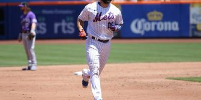 José Peraza helps Mets to doubleheader sweep, 4-2, game 2 win over Rockies