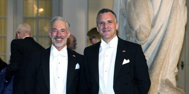 Biden to name LGBTQ advocate Rufus Gifford as his first political ambassador
