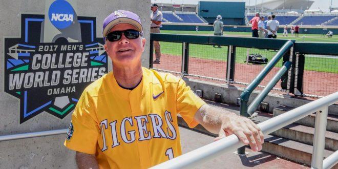LSU's Mainieri to retire at end of baseball season