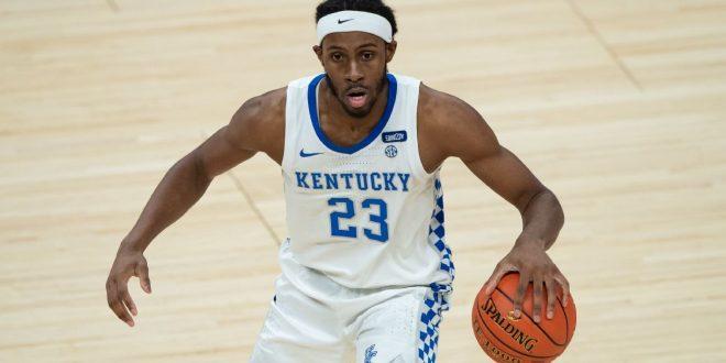 Kentucky freshman Jackson opts to stay in draft