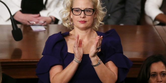Kyrsten Sinema Called January 6 Commission 'Critical,' But Missed Vote