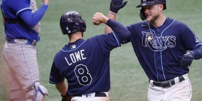 Austin Meadows homer and 4 RBI leads Rays past Royals 7-2