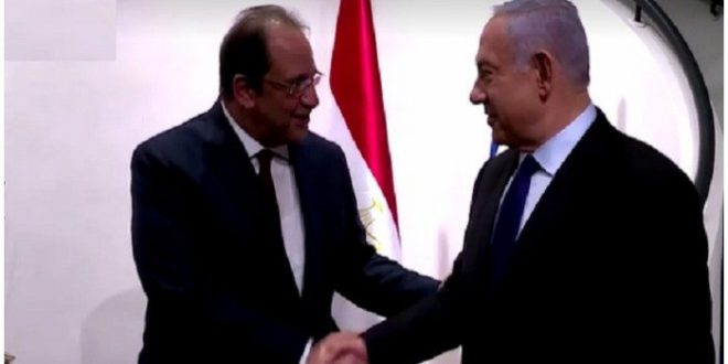 Israeli, Egyptian officials meet in effort to talk about Gaza ceasefire
