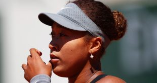 Fined Osaka may face French default for silence