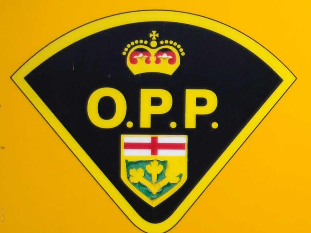 OPP insignia