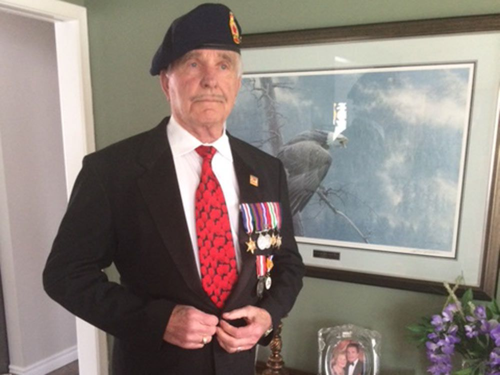 George Dettling. 98, who fought through Europe with the Canadian Army during the Second World war and met his future wife Elizabeth in a Victory party in Amsterdam, is still a keen dancer who often spontaneously dances in the kitchen with his Dutch-born wife Elizabeth in their kitchen.