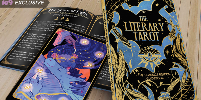Kelly Sue DeConnick on Her Relationship With Tarot, and a Magical New Kickstarter