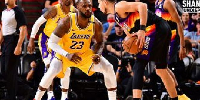 Shannon Sharpe: LeBron deserves the lion's share of blame for Lakers' blowout loss to Suns in GM 5 | UNDISPUTED